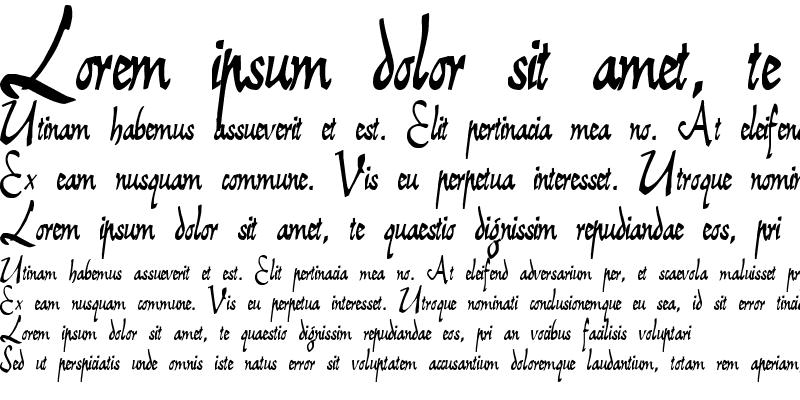 Sample of E Regular