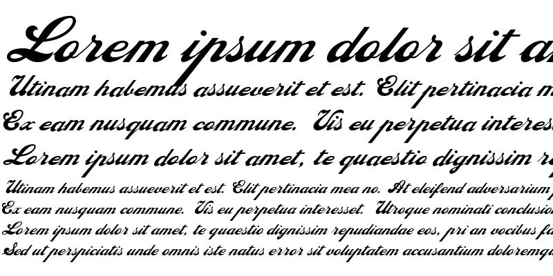 Sample of EborScript