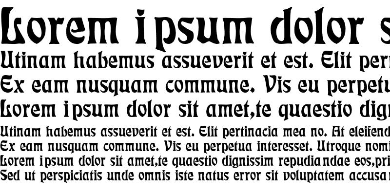 Sample of Eckmann