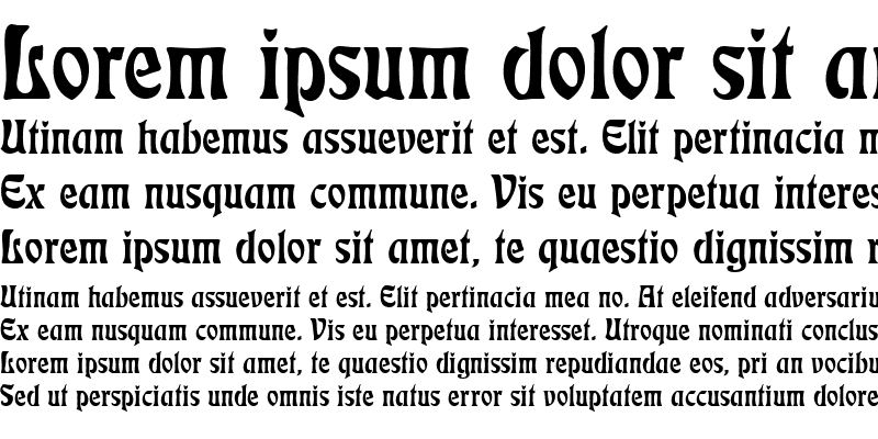 Sample of EckmannD