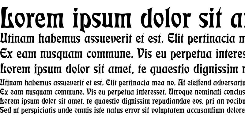 Sample of EckmannEF