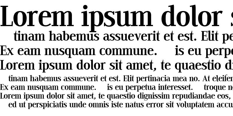 Sample of Edito E