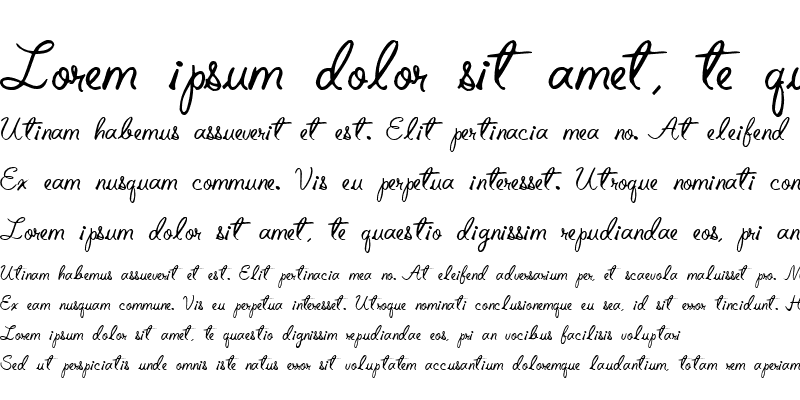 Sample of Elizabeth Semi-Script