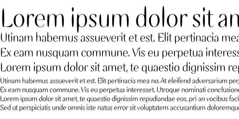 Sample of Ellipse ITC