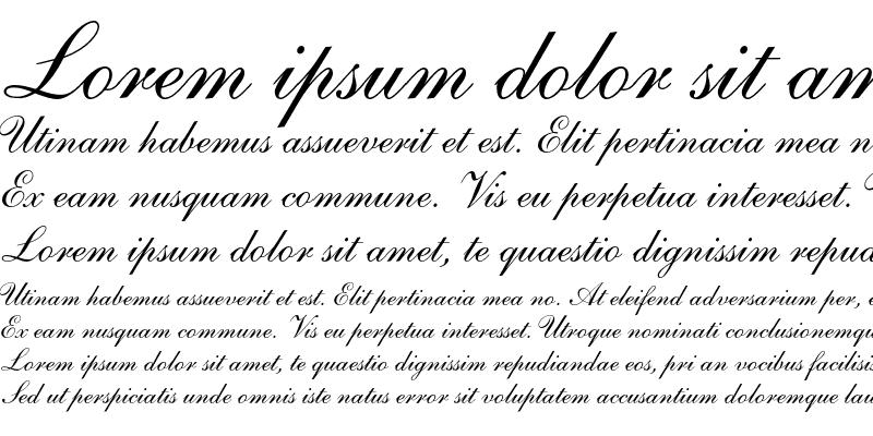 Sample of English 111 Adagio Regular