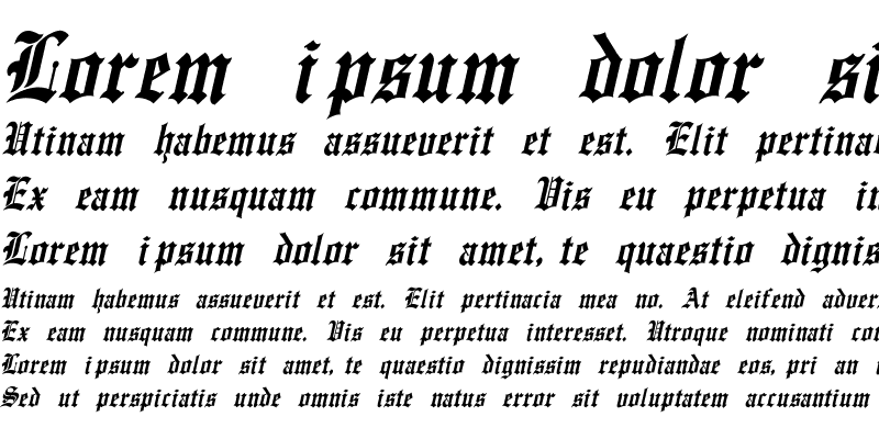 Sample of EnglishTowne-Normal Th Italc