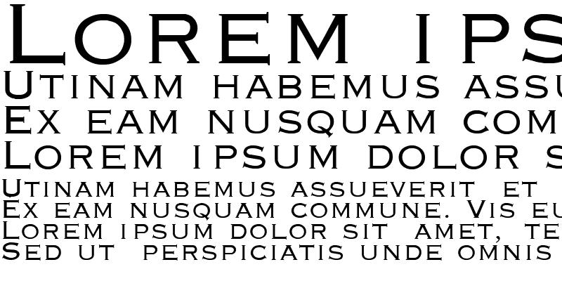 Sample of Engraving