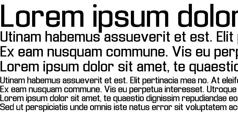 Sample of Enigmatic Unicode