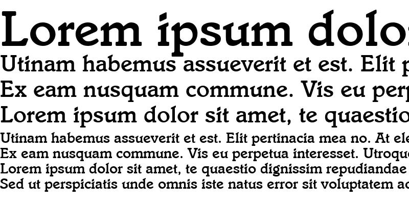 Sample of Ensemble Medium SSi