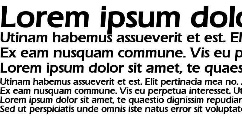 Sample of ErgoDemi
