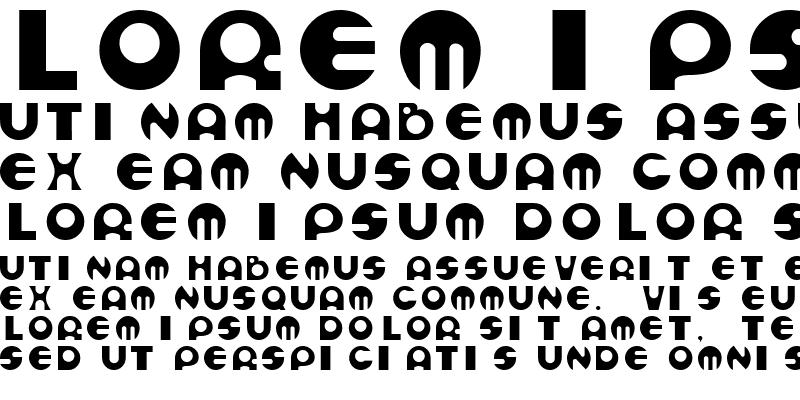 Sample of ESMOND