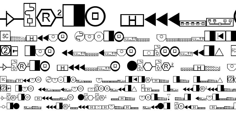 Sample of ESRI AMFM Electric