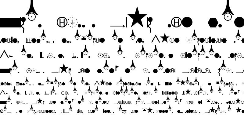 Sample of ESRI NIMA VMAP1&2 PT Regular