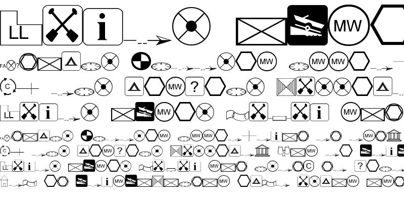 Sample of ESRI SDS 1.95 1 Regular