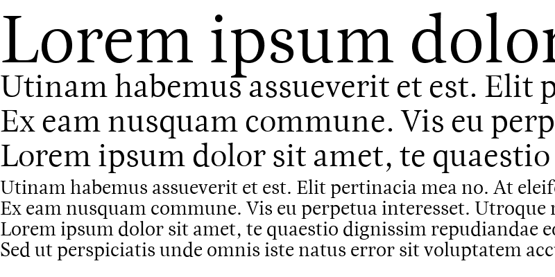 Sample of Esta