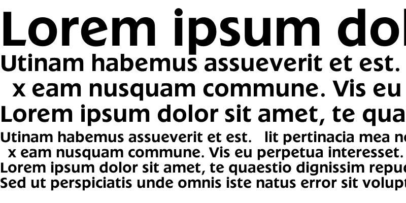 Sample of ExtensionMedium