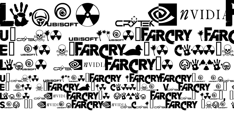 Farcry Font Download For Free View Sample Text Rating And More On Fontsgeek Com