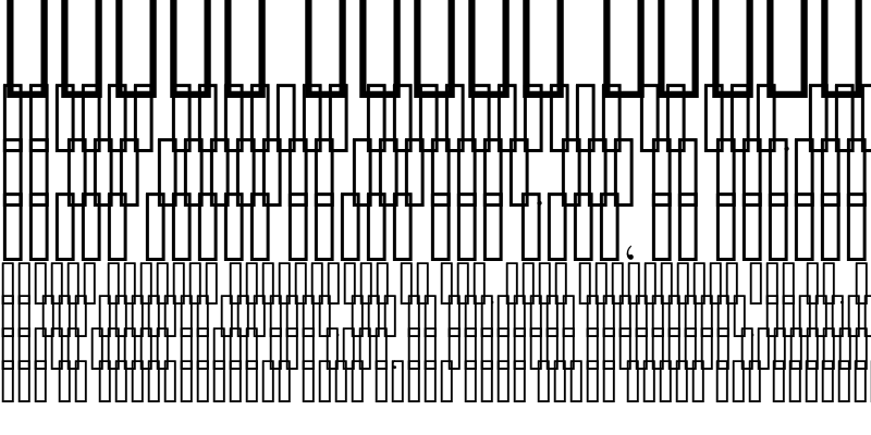 Sample of Farsi Simple Bold