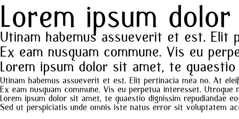Sample of Fasciani-Senza