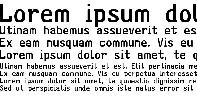 Sample of FE