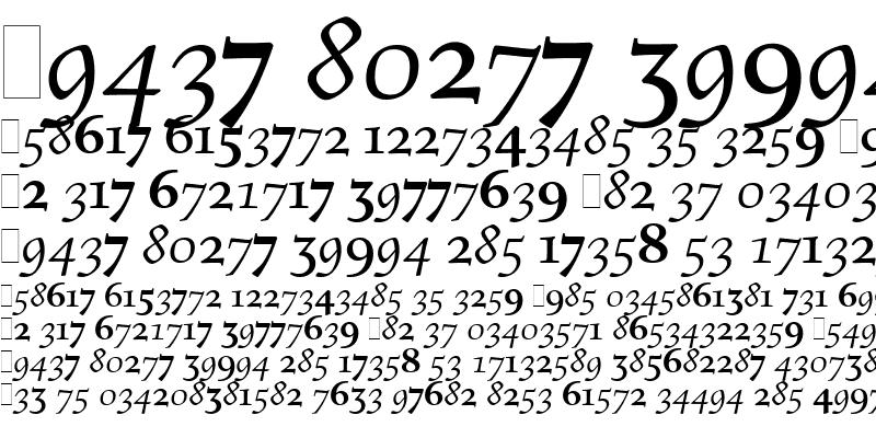 Sample of Figural OS Figures LET