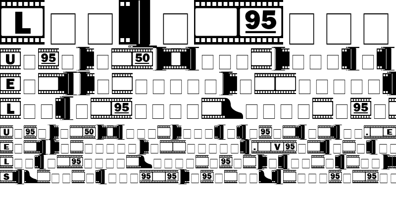 Sample of FilmStrip Regular
