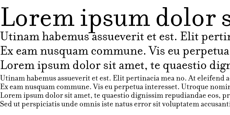 Sample of FilosofiaRegular Regular