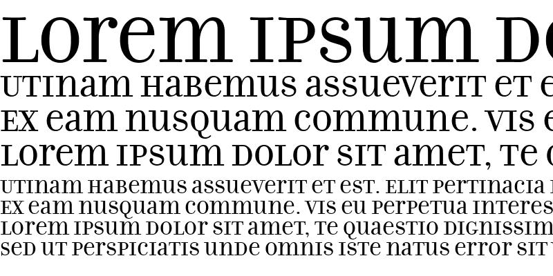 Sample of FilosofiaUnicase