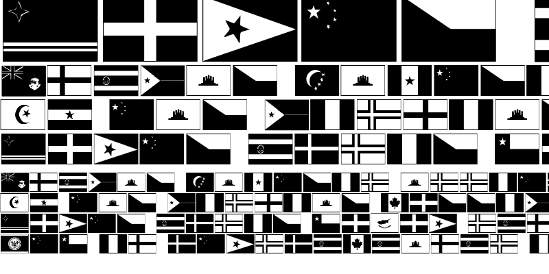 Sample of Flags Normal