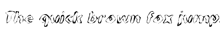 Preview of FlintPrint Oblique