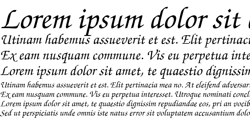 Sample of FlorenceScript