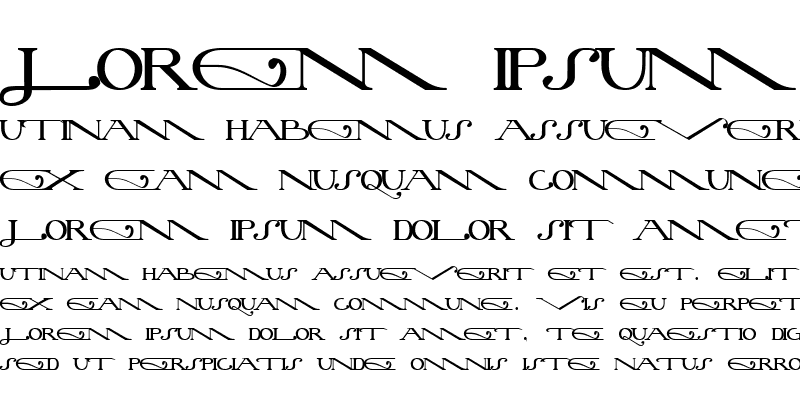 Sample of Flowery Text