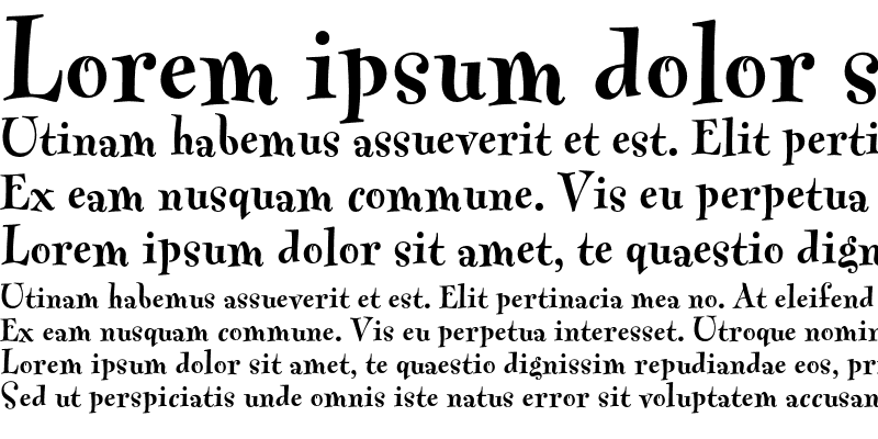 Sample of FontesqueText-Bold