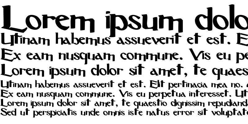 Sample of Footen ttnorm
