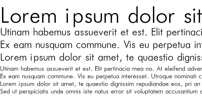 Sample of Futura_Light-Normal
