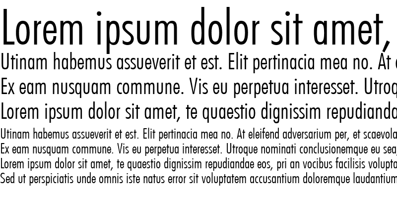 Sample of Futuri Condensed Light