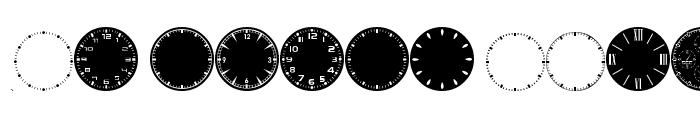 Preview of GA Clock Dial Round Regular