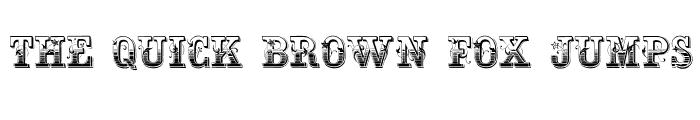 Preview of GardeniaVictorian Regular