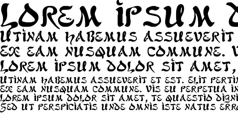 Sample of GE Scimscript