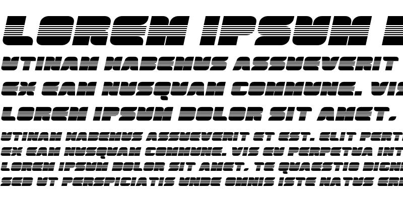 Sample of Gemini XOblique