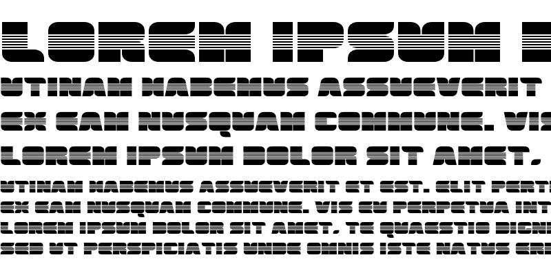 Sample of Gemini XRegular