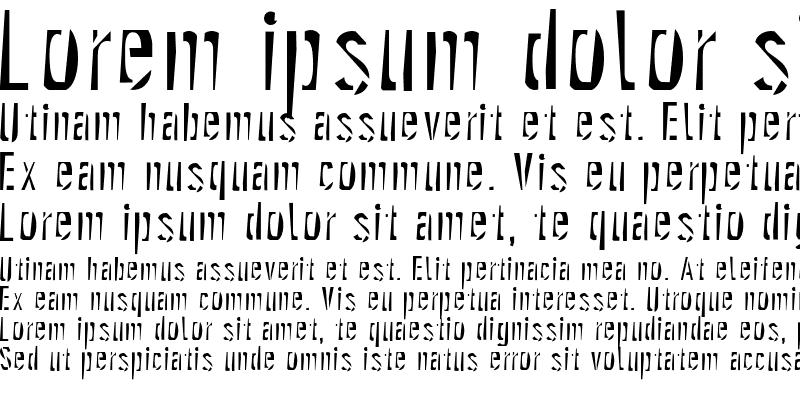 Sample of Gen Stencil
