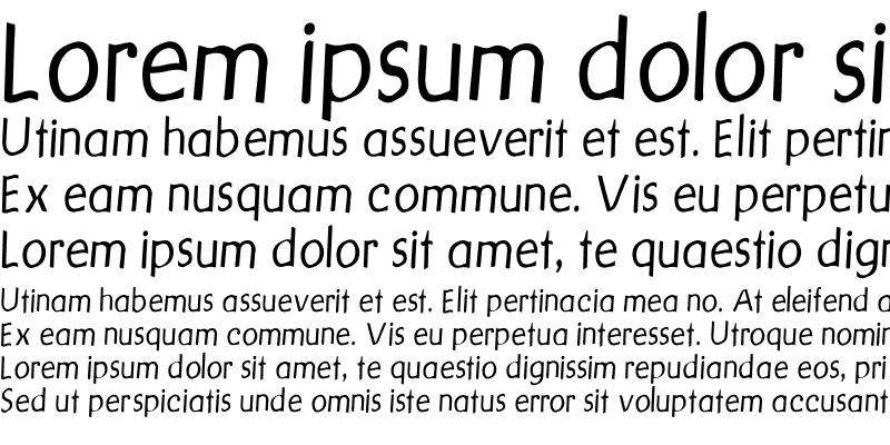 Sample of Gersans