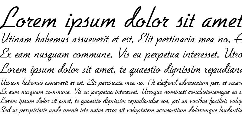 Sample of GilliamScript