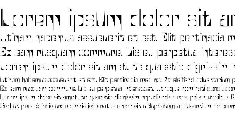 Sample of Glaukous