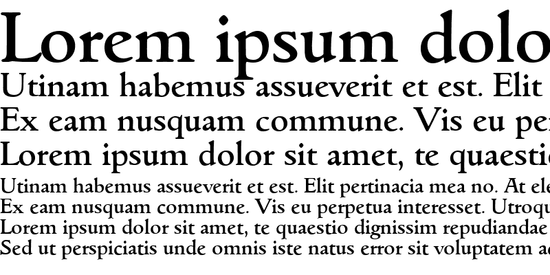 Sample of GouditaSerial Medium