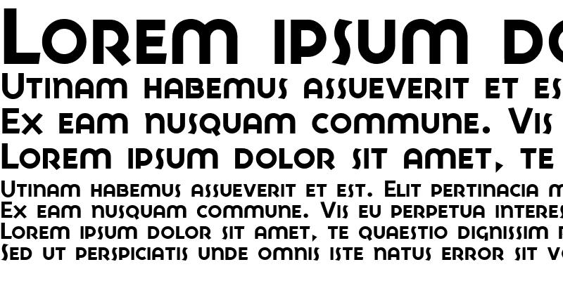 Sample of GoyaMedium