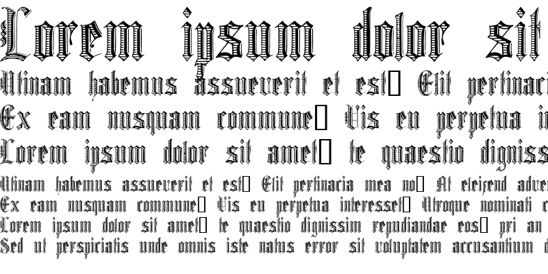 Sample of Grafik Text
