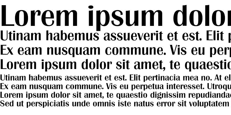 Sample of Grenoble-Medium
