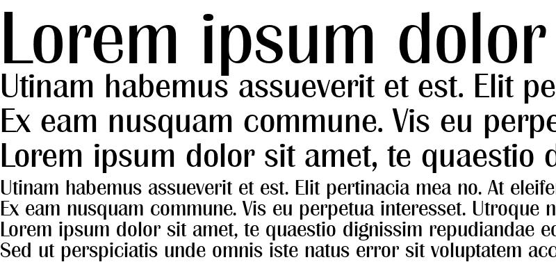 Sample of Grenoble